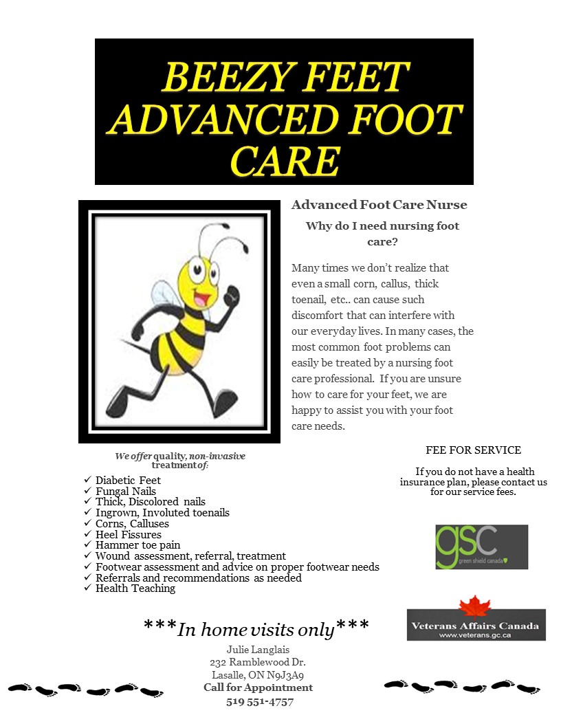 Beezy Feet Advanced Foot Care image 0